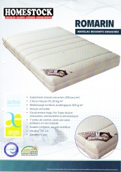 MATELAS RESSORTS ROMARIN SPECIAL RELAXATION