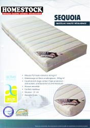 MATELAS SEQUOIA MOUSSE SPECIAL RELAXATION