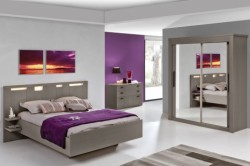 CHAMBRE OLYMPE - FABRICATION FRANCAISE