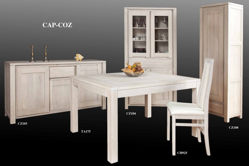 collection cap coz meubles contemporains 100 ch ne meubles salles manger sarl mfa. Black Bedroom Furniture Sets. Home Design Ideas