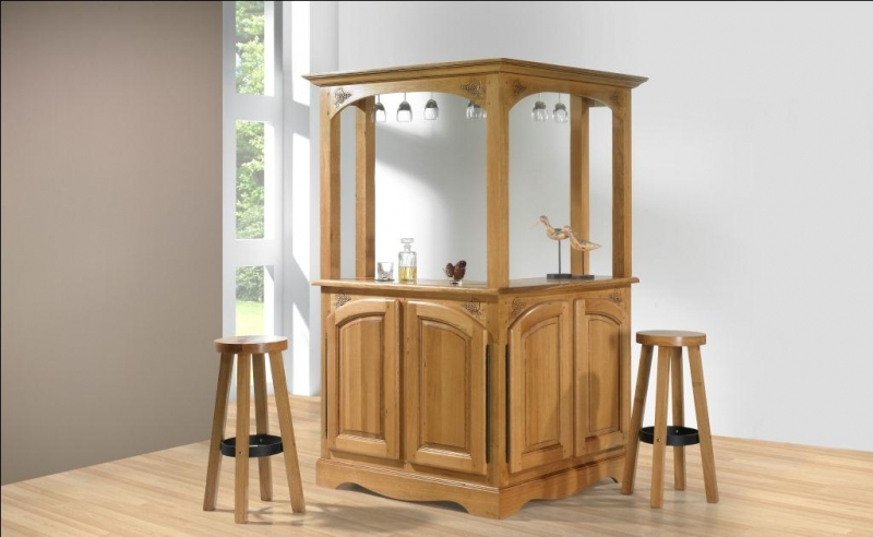 bar d 39 angle ardeche meubles bars sarl mfa home. Black Bedroom Furniture Sets. Home Design Ideas